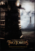 "Movie Posters:Fantasy, The Lord of the Rings: The Two Towers (New Line, 2002). One Sheet (27"" X 40""). DS Advance. Fantasy.. ..."