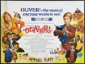 "Movie Posters:Academy Award Winners, Oliver! (Columbia, 1968). British Quad (30"" X 40""). Academy AwardWinners.. ..."