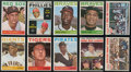 Baseball Cards:Sets, 1964 Topps Baseball Partial Set With Some Stars (394/587)....