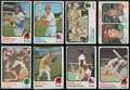 Baseball Cards:Sets, 1973 Topps Baseball Partial Set (490/660). ...