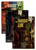 Silver Age (1956-1969):Horror, Twilight Zone Group (Gold Key, 1963-68) Condition: Average VG+....(Total: 11 Comic Books)