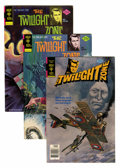 Bronze Age (1970-1979):Horror, Twilight Zone Group (Gold Key, 1975-82) Condition: Average VF....(Total: 25 Comic Books)