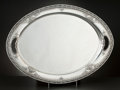 Silver Holloware, American:Trays, AN AMERICAN SILVER OVAL WAITER'S TRAY . Gorham Manufacturing Co.,Providence, Rhode Island, circa 1936. Marks: GORHAM, (...