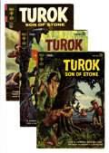 Silver Age (1956-1969):Adventure, Turok, Son of Stone Group (Gold Key, 1963-79) Condition: Average VG+ except as noted.... (Total: 11 Comic Books)