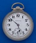 Timepieces:Pocket (pre 1900) , Hamilton 21 Jewel 992 Pocket Watch. ...