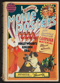 """Movie Posters:Miscellaneous, 50 Years of Movie Posters (Bounty Books, 1973). Spiral Bound Book (174 Pages, 12"""" X 17.25""""). ..."""