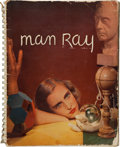 """Books:Art & Architecture, Man Ray. Photographs 1920-1934. New York: James ThrallSoby/Random House, 1934.. First edition, second issue (""""Sec..."""