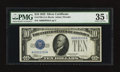 Small Size:Silver Certificates, Fr. 1700 $10 1933 Silver Certificate. PMG Choice Very Fine 35 EPQ.. ...