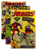 Silver Age (1956-1969):Superhero, The Avengers #2-6 and 8 UK Editions Group (Marvel, 1963-64) Condition: Average Apparent VG.... (Total: 6 Comic Books)