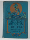 Books:Children's Books, Margery Bailey. Seven Peas in the Pod. Boston: Little,Brown, 1919. First edition. Octavo. 201 pages. Illustrated wi...
