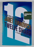 Books:First Editions, Janet Evanovich. SIGNED. Twelve Sharp. New York: St.Martin's Press, [2006]. First edition, first printing. Signed...