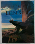 Books:First Editions, Christopher Finch. The Art of the Lion King. New York:Hyperion, [1994]. First edition, third printing. Quarto. ...