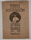 Books:First Editions, [The Bookman]. Robert Louis Stevenson: A Bookman Extra Number,1913. London: Hodder & Stoughton, [1913]. First editi...