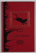 Books:First Editions, Crispin Hellion Glover. Rat Catching. Los Angeles: VolcanicEruptions, 1988. First edition, limited to 1000 copies. ...