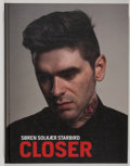 Books:First Editions, Søren Solkær Starbird. Closer. [n. p.]: Starbird Press,[2009]. First edition. Quarto. 238 pages. Publisher's pictor...