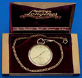 Timepieces:Pocket (post 1900), Longines Gold Filled 12 Size Pocket Watch With Original Box . ...