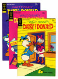Bronze Age (1970-1979):Cartoon Character, Daisy and Donald File Copies Group (Gold Key, 1973-84) Condition:Average VF/NM.... (Total: 35 Comic Books)