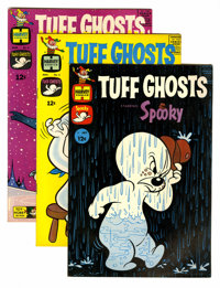 Tuff Ghosts Starring Spooky File Copies Group (Harvey, 1962-72) Condition: Average VF/NM.... (Total: 64 Comic Books)