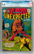Silver Age (1956-1969):Science Fiction, Tales of the Unexpected #65 Savannah pedigree (DC, 1961) CGC VF/NM9.0 Cream to off-white pages....