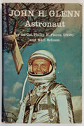 Books:Americana & American History, [John H. Glenn, subject]. Lt. Col. Philip N. Pierce and KarlSchuon. John H. Glenn, Astronaut. New York: Frankli...