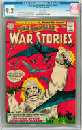Silver Age (1956-1969):War, Star Spangled War Stories #111 Savannah pedigree (DC, 1963) CGC NM- 9.2 White pages....