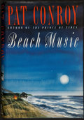 Books:Literature 1900-up, Pat Conroy. SIGNED BOOKPLATE. Beach Music. New York:Nan A. Talese Doubleday, [1995]. First edition. With ...