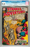Silver Age (1956-1969):Science Fiction, Strange Adventures #144 Savannah pedigree (DC, 1962) CGC VF/NM 9.0 White pages....