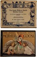 Books:Children's Books, [Jessie Willcox Smith, illustrator]. The Jessie Willcox SmithMother Goose, a Careful and Full Selection of the Rh...