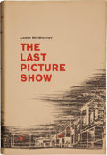 Books:Literature 1900-up, Larry McMurtry. The Last Picture Show. New York: The DialPress, 1966.. First edition, signed by the author on...