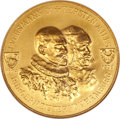 German States:Hamburg, German States: Hamburg. Gold Medal 1894 (20th Century Restrike),...