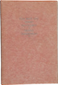 Books:Literature 1900-up, Ernest Hemingway. God Rest You Merry Gentlemen. New York:House of Books, Ltd., 1933.. First edition, number 2...