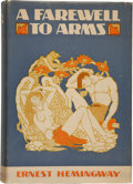 Books:Literature 1900-up, Ernest Hemingway. A Farewell to Arms. New York: CharlesScribner's Sons, 1929.. ...