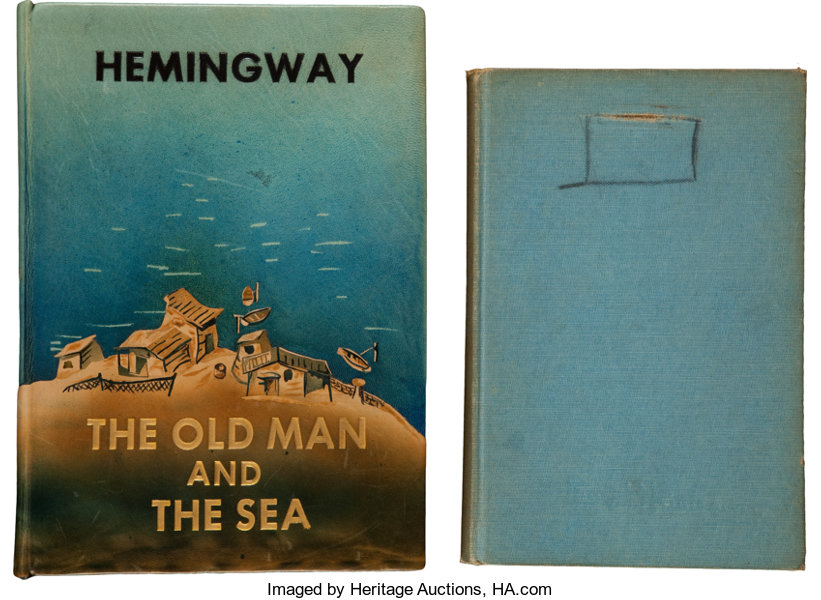 Ernest Hemingway  The Old Man and the Sea  New York: Charles