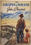 Books:Literature 1900-up, John Steinbeck. The Grapes of Wrath....