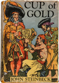 Books:Literature 1900-up, John Steinbeck. Cup of Gold....