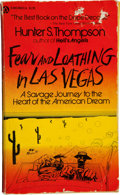 Books:Literature 1900-up, Hunter S. Thompson. Fear and Loathing in Las Vegas. ASavage Journey to the Heart of the American Dream. New Yor...