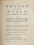 Books:Travels & Voyages, George Anson. A Voyage round the World....