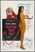 "Movie Posters:Comedy, What's Up, Tiger Lily? (American International, 1966). One Sheet (27"" X 41""). Comedy.. ..."