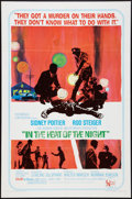 "Movie Posters:Academy Award Winners, In the Heat of the Night (United Artists, 1967). One Sheets (2)(27"" X 41""). Regular and Academy Awards Styles. Academy Awar...(Total: 2 Items)"
