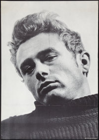"""James Dean (1967). Personality Poster (29"""" X 41""""). Miscellaneous"""