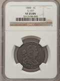Large Cents, 1800 1C VF25 NGC. S-197, B-12, R.1....