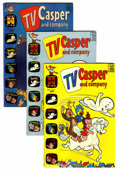 Silver Age (1956-1969):Cartoon Character, TV Casper and Company #11-46 File Copies Group (Harvey, 1964-74) Condition: Average NM-.... (Total: 71 Comic Books)