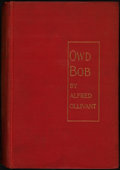Books:Children's Books, Alfred Ollivant. WITH TWO SIGNED LETTERS. Owd Bob.London: Methuen & Co., 1898. First edition. Two letters sig...