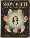 Books:Children's Books, [Sharon Stearns, illustrator]. Snow White and the SevenDwarfs. ...