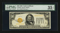 Small Size:Gold Certificates, Fr. 2404 $50 1928 Gold Certificate. PMG Choice Very Fine 35 EPQ.. ...