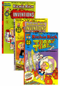 Bronze Age (1970-1979):Cartoon Character, Richie Rich Inventions #1-26 File Copies Group (Harvey, 1977-82)Condition: Average NM-.... (Total: 72 Comic Books)