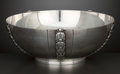 Silver Holloware, American:Bowls, AN AMERICAN SILVER BOWL . Tiffany & Co., New York, New York,circa 1930. Marks: TIFFANY & CO., MAKERS STERLING SILVER,228...