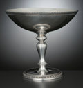 Silver Holloware, American:Bowls, AN AMERICAN SILVER FOOTED BOWL . Tiffany & Co., New York, NewYork, circa 1915. Marks: TIFFANY & CO., 18966A MAKERS 504,S...