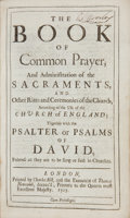 Books:Religion & Theology, Book of Common Prayer, and Administration of theSacraments... Together with the Psalter or Psalms of David.London:...