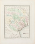 Books:Maps & Atlases, T. G. Bradford. An Illustrated Atlas, Geographical,Statistical, and Historical, of the United States, and theAdj...